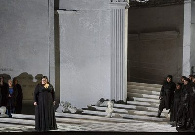 Maometto II – Canadian Opera Company