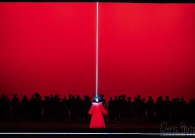 The Canadian Opera Company production of Turandot