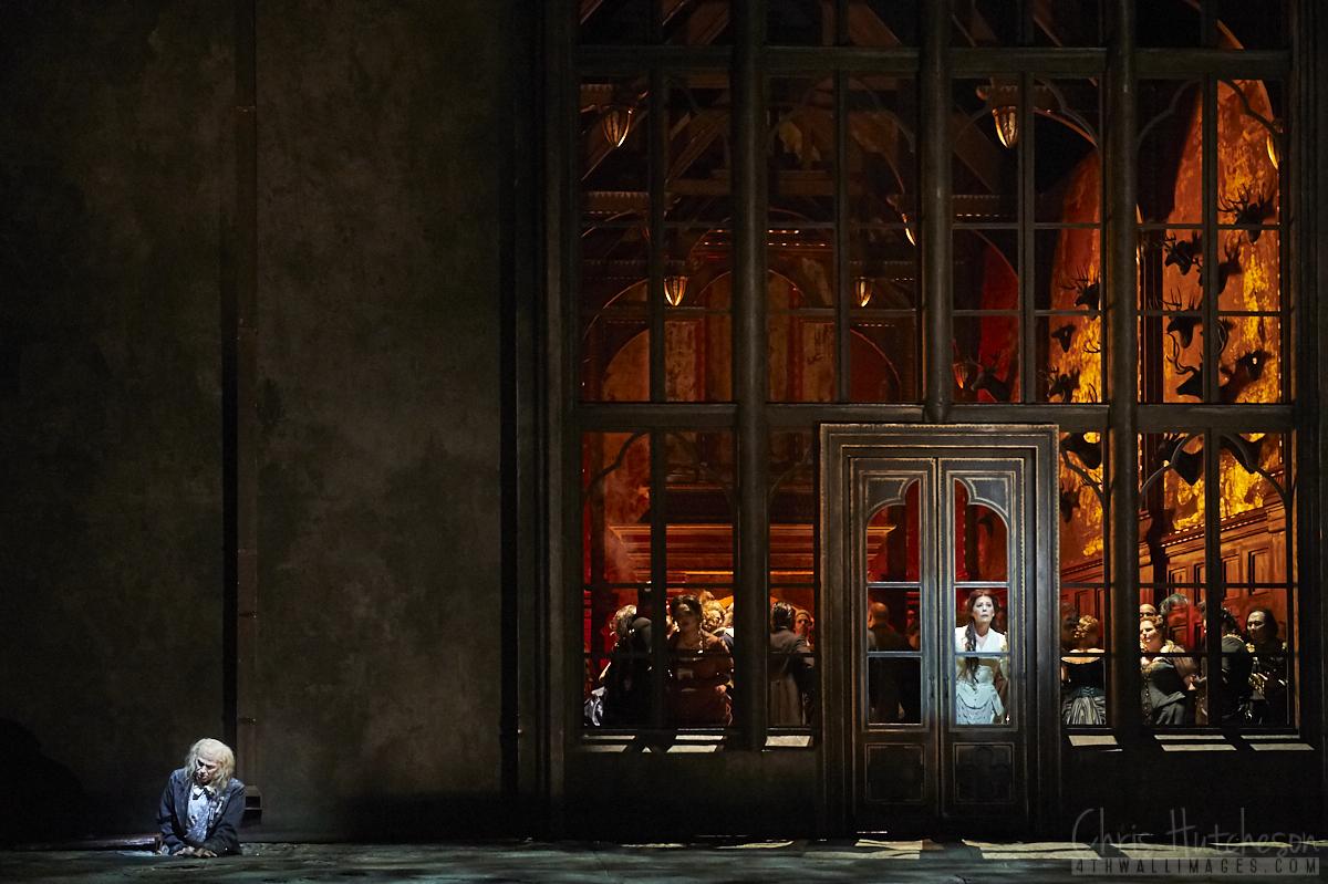 Ambur Braid in the Canadian Opera Company's 2017 production of The Magic Flute