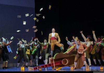 The Canadian Opera Company's 2020 Production of the Barber of Seville