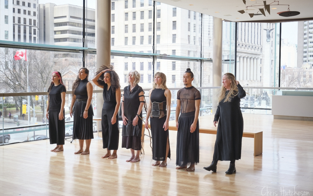 COC Free Concert Series – Peggy Baker Dance Projects